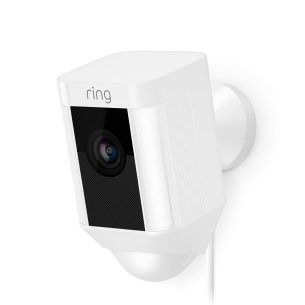Ring Spotlight Cam - Wired (white)
