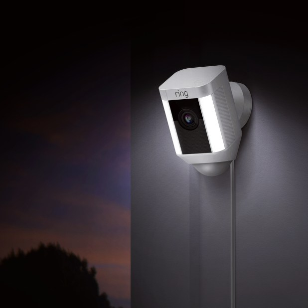 Ring Introduces New Spotlight Cameras With Wired Battery