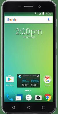 Telstra 4GX Premium - Front