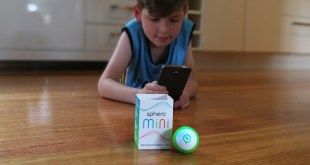 We gave Sphero Mini to an 8yo to review