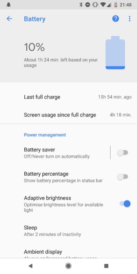 Pixel 2 XL Battery (2)