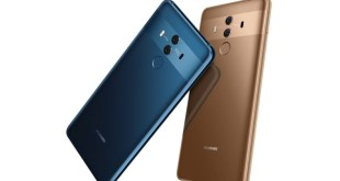 Huawei used a Mate 10 Pro and it's built in AI to drive a car