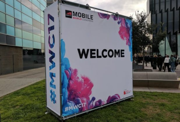 MWC 2017 Welcome Banner
