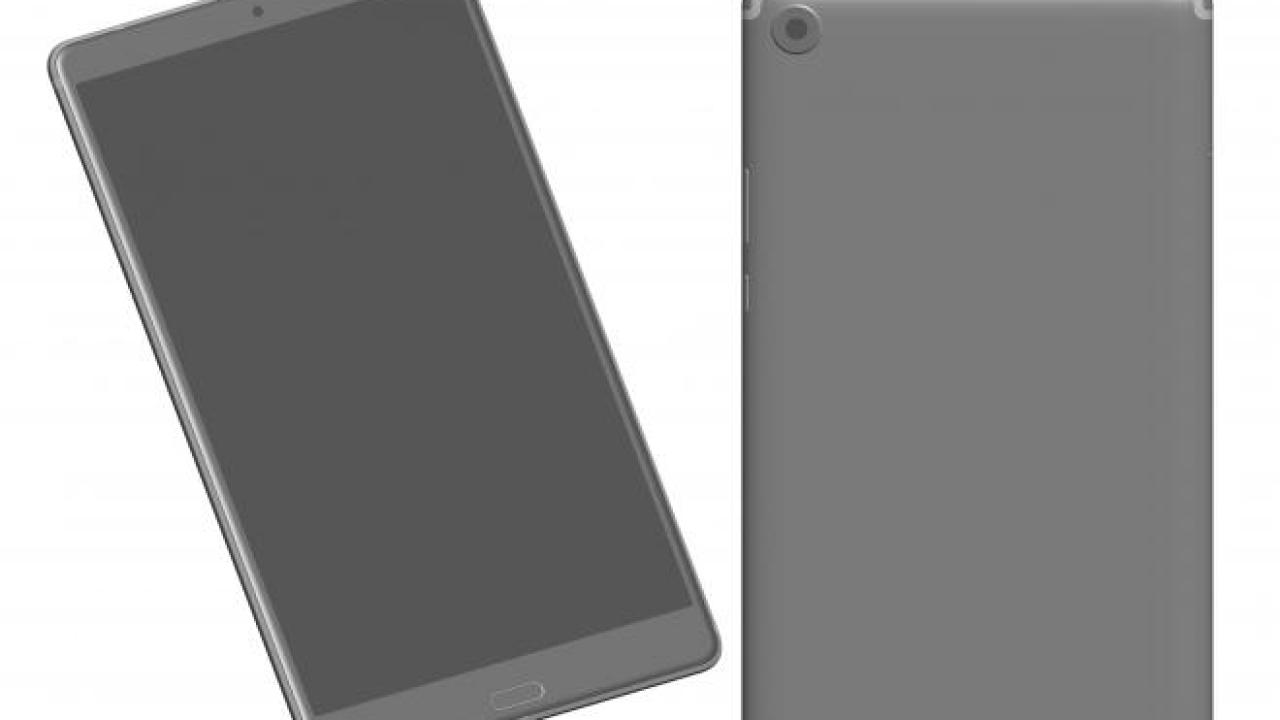 Huawei MediaPad M5 passes through the FCC signalling an