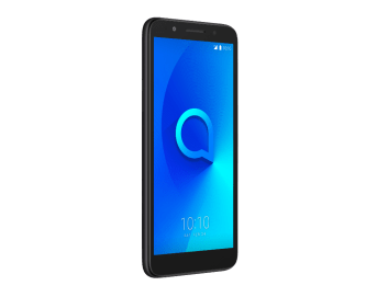 Alcatel 1X_Dark Gray - Front angle