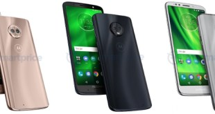 See the Moto G6 Plus, Moto G6 Play and Moto G6 shown off ahead of MWC 2018
