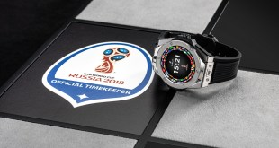 Luxury watchmaker Hublot announces Big Bang Referee watch running Wear OS
