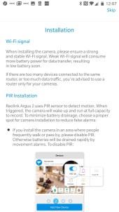 Reolink App Setup 4