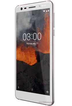 Nokia 1.1 - Front side view white