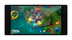 Razer Phone - Games - Arena of Valor - 02b