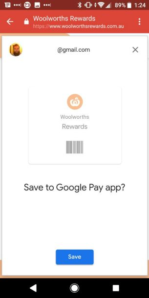 Woolworths Rewards Add 2
