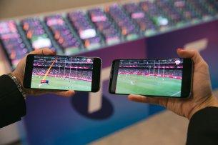 LTE-B vs Unicast