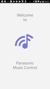Panasonic Music Control 2