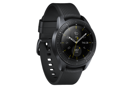 04_Galaxy Watch_L-Perspective_Midnight-Black
