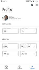 Fit Profile