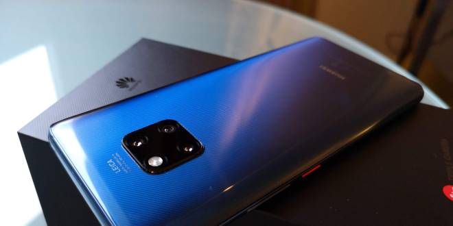 Huawei and Optus acknowledge green screen issues on Huawei mate 20