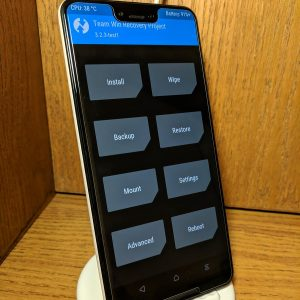 Pixel 3 Xl Twrp
