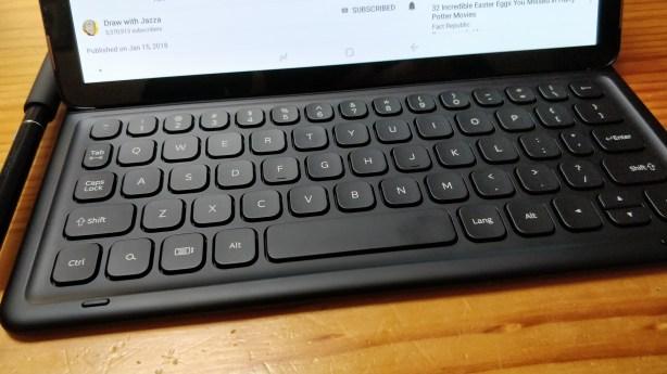 Tab S4 Keyboard