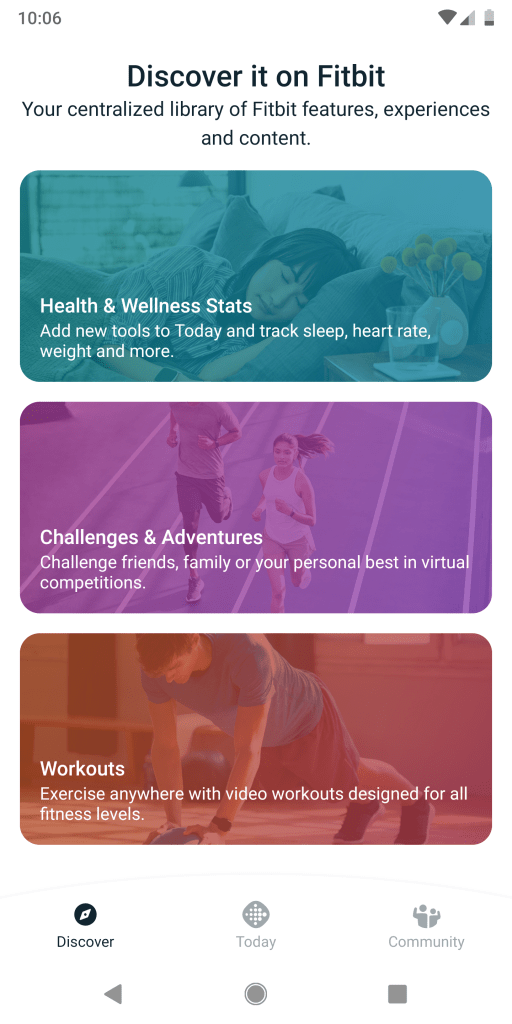 Fitbit is launching a new app UI - Ausdroid