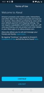 Alexa App Install