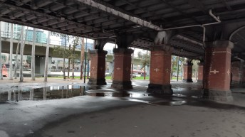 Mi 9t Under Railway