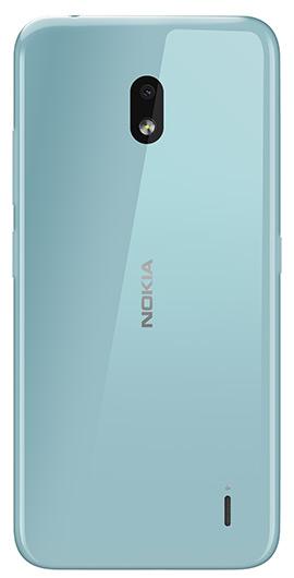 Nokia 2.2 - Rear Xpress Ice Blue Cover