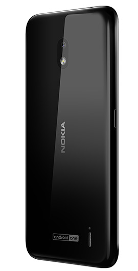 Nokia 2.2 - Rear right side view