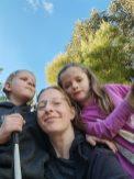 P40 Pro kids selfie