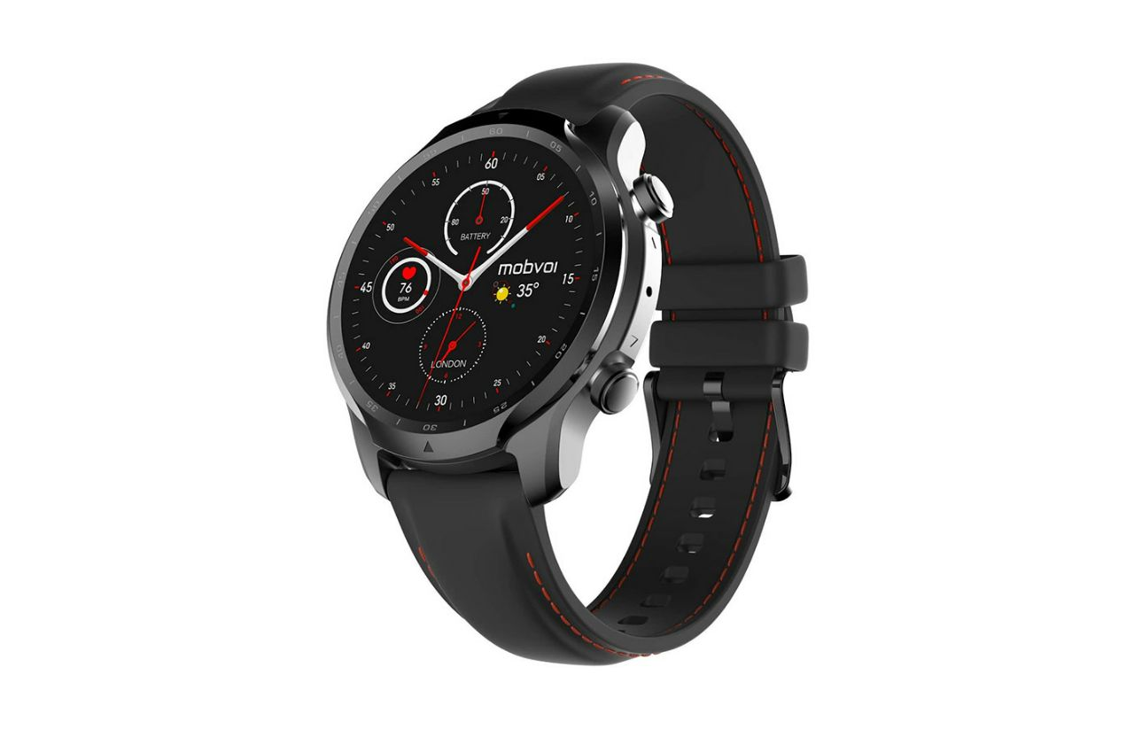 TicWatch Pro 3 with Snapdragon Wear 4100 leaked