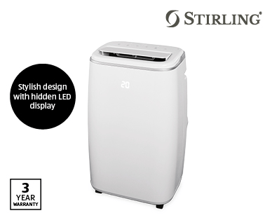 Stirling 3.3kw Portable Air Conditioner with Wi-Fi