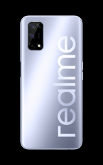 3. realme 7 5G_Flash Silver_Back