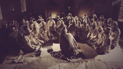 assemblée de dhikr