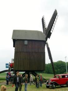 Besichtigung |Bockwindmühle Bechstedtstraß