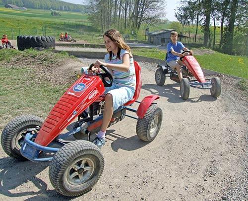 Ausflugsziel und Freizeitpark: Schongi-Land
