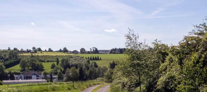 Traumhafte Ausblicke auf das Wipperfürth-Panorama