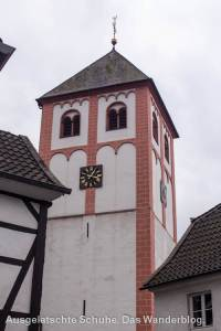 Kirchturm in Odenthal