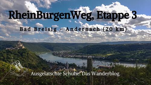 Geführte Wanderung von Bad Breisig bis Andernach