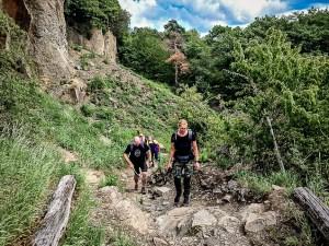 Tour im Siebengebirge