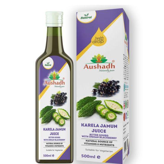Jamun Karela Juice 500mL