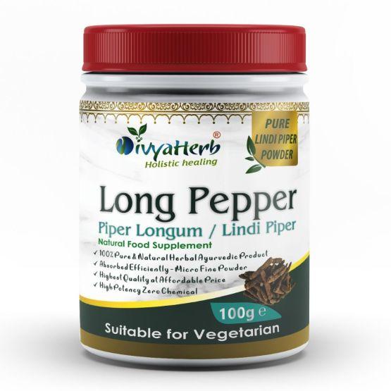 Piper Longum Powder Pippali Lindi Piper