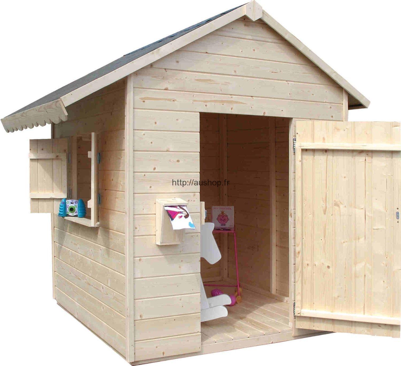 acheter cabane enfant bois