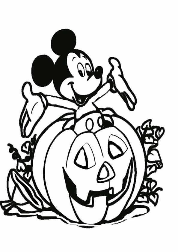 Ausmalbilder Halloween 17 Ausmalbilder