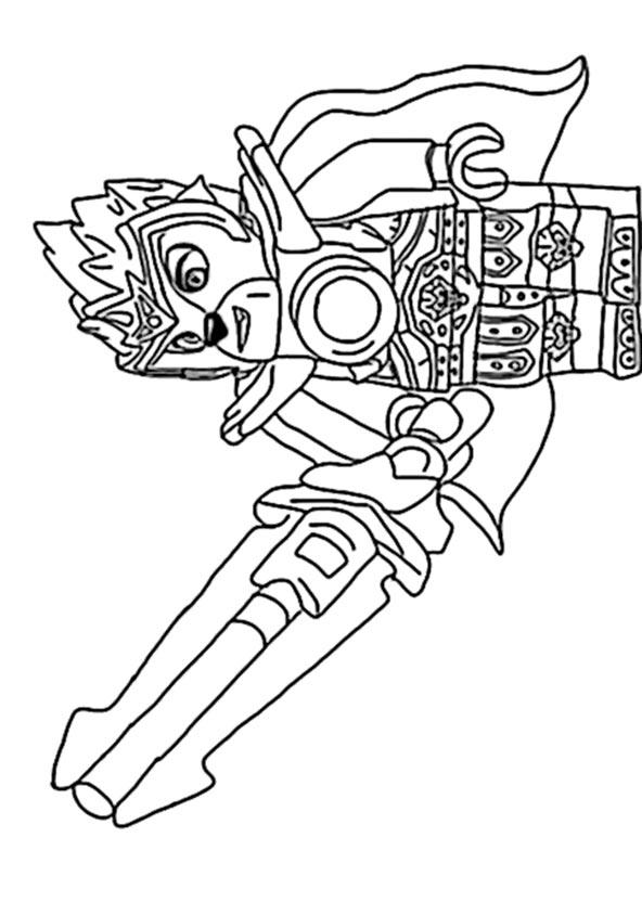 Ausmalbilder Lego Chima 5 Ausmalbilder