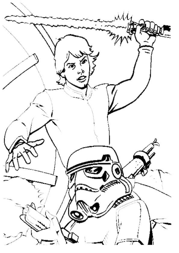 Ausmalbilder Star Wars 7 Ausmalbilder Kostenlos