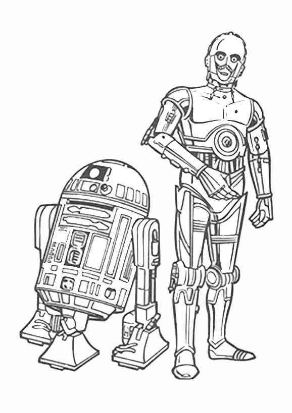 Ausmalbilder Kostenlos Star Wars 2 Ausmalbilder Kostenlos