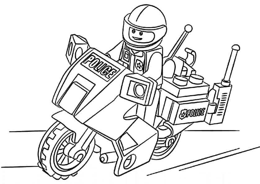 Malvorlagen Playmobil Polizei My Blog