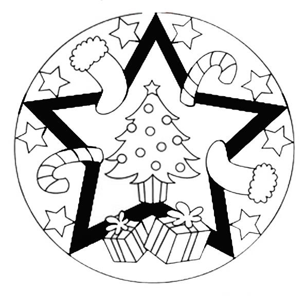 weihnachten mandala bilder zum ausmalen  bilder19
