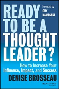 Ready to Be a Thought Leader