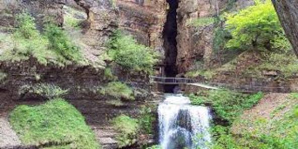Abîme de Bramabiau, un lieu de toute beauté en Occitanie - Tourisme 360