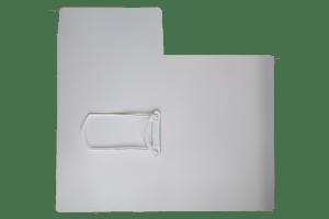 Ausrecord f2d file with LP tube clip